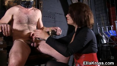 Cock and Balls Torture Game