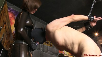Suck My Strap-On, Slave