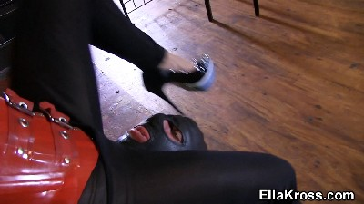Suffocating My Slave