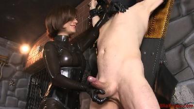 Ruining My Slave's Orgasm