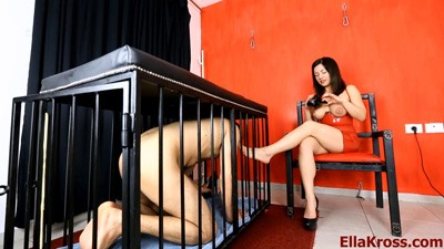 Caged in Heaven (Part One)