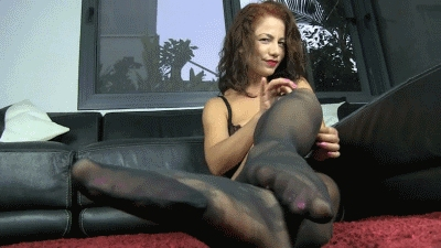 Jerk It for My Nylons!
