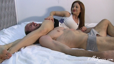 A scissor-hold that renders him unable to breathe
