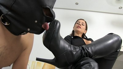 Your Cock Belongs To My Boots